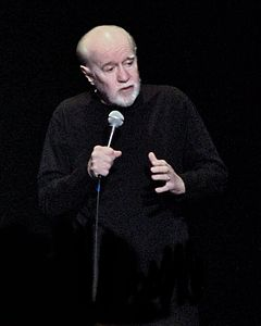 For George Carlin 89 Quotes are available